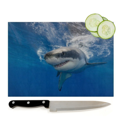 Shark Chopping Board